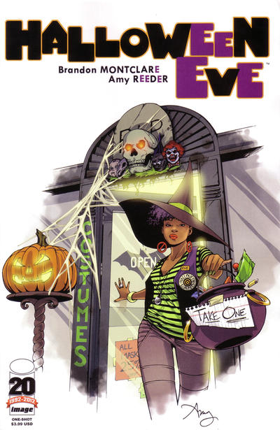 Cover for Halloween Eve (Image, 2012 series)  [Dorothy Gale variant]