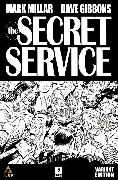 Cover for The Secret Service (Marvel, 2012 series) #2