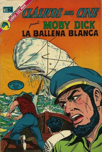 Cover for Clásicos del Cine (Editorial Novaro, 1956 series) #286