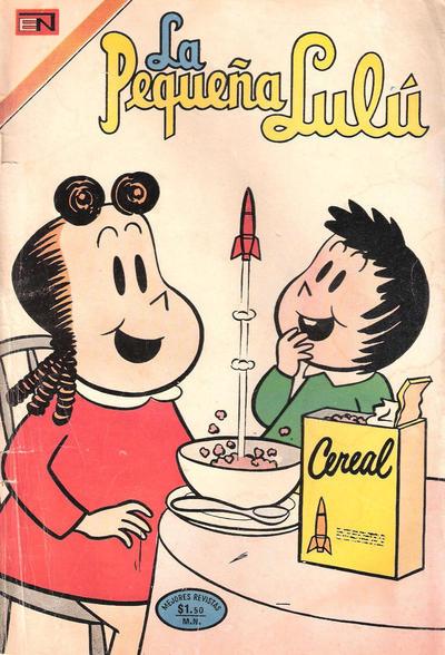Cover for La Pequeña Lulú (Editorial Novaro, 1951 series) #376