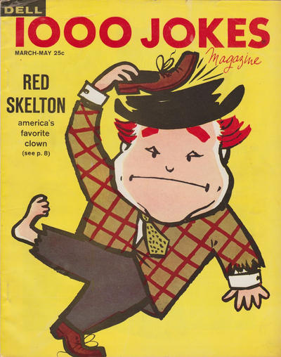 Cover for 1000 Jokes (Dell, 1939 series) #93