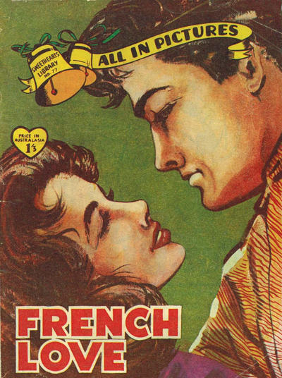 Cover for Sweethearts Library (Magazine Management, 1957 ? series) #77