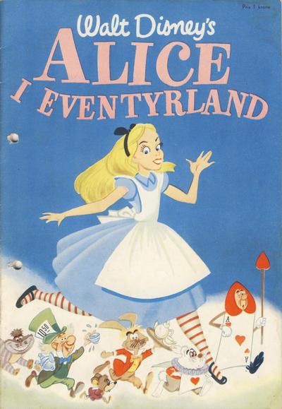 Cover for Walt Disney's serier (Hjemmet / Egmont, 1950 series) #[2/1951]