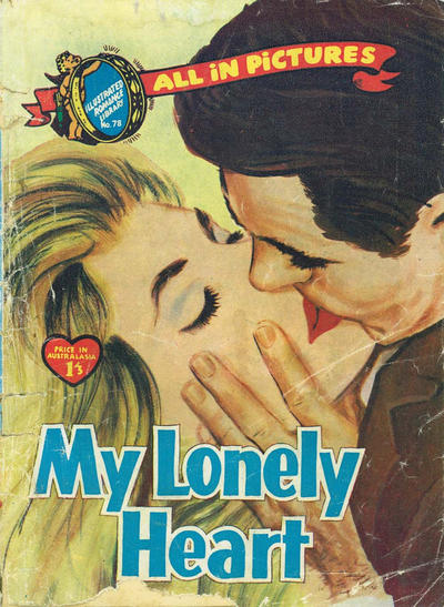 Cover for Illustrated Romance Library (Magazine Management, 1957 ? series) #78