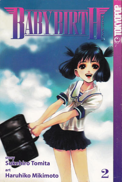 Cover for Baby Birth (Tokyopop, 2003 series) #2