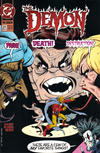 Cover for The Demon (DC, 1990 series) #21