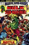 Cover for Marvel Super-Heroes (Marvel, 1967 series) #51