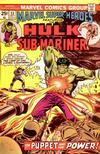 Cover for Marvel Super-Heroes (Marvel, 1967 series) #53