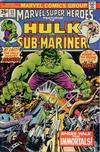 Cover for Marvel Super-Heroes (Marvel, 1967 series) #55 [25¢]
