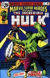 Cover for Marvel Super-Heroes (Marvel, 1967 series) #57 [25¢]