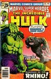 Cover for Marvel Super-Heroes (Marvel, 1967 series) #58 [25¢]