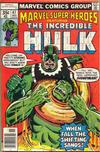 Cover for Marvel Super-Heroes (Marvel, 1967 series) #67 [Regular Edition]