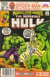 Cover for Marvel Super-Heroes (Marvel, 1967 series) #104 [Newsstand Edition]
