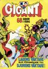 Cover for Gigant (Semic, 1976 series) #3/1977