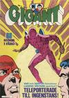 Cover for Gigant (Semic, 1976 series) #6/1977