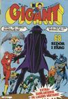 Cover for Gigant (Semic, 1976 series) #1/1978