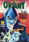 Cover for Gigant (Semic, 1976 series) #2/1978