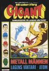 Cover for Gigant (Semic, 1976 series) #4/1978