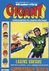Cover for Gigant (Semic, 1976 series) #6/1978