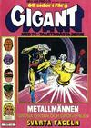 Cover for Gigant (Semic, 1976 series) #6/1979
