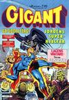 Cover for Gigant (Semic, 1976 series) #8/1980