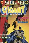 Cover for Gigant (Semic, 1976 series) #1/1981