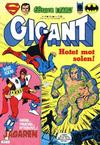 Cover for Gigant (Semic, 1976 series) #4/1981