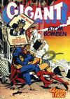 Cover for Gigant (Semic, 1976 series) #8/1981