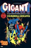 Cover for Gigant (Semic, 1976 series) #2/1982
