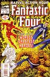 Cover Thumbnail for Marvel Action Hour, Featuring the Fantastic Four (1994 series) #1 [Deluxe Direct Edition]