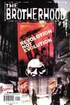 Cover for The Brotherhood (Marvel, 2001 series) #1 [Direct Edition]