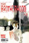 Cover Thumbnail for The Brotherhood (2001 series) #2 [Direct Edition]