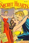 Cover for Secret Hearts (DC, 1949 series) #10