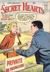 Cover for Secret Hearts (DC, 1949 series) #31