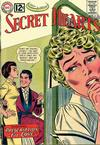 Cover for Secret Hearts (DC, 1949 series) #81