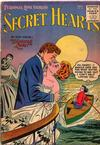 Cover for Secret Hearts (DC, 1949 series) #28