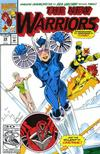 Cover Thumbnail for The New Warriors (1990 series) #28 [Direct]