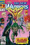 Cover for The New Warriors (Marvel, 1990 series) #29