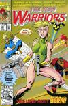 Cover for The New Warriors (Marvel, 1990 series) #30 [Direct]