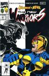 Cover for The New Warriors (Marvel, 1990 series) #33