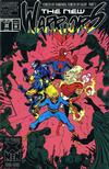 Cover for The New Warriors (Marvel, 1990 series) #34