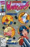 Cover for The New Warriors (Marvel, 1990 series) #35