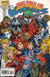 Cover for The New Warriors (Marvel, 1990 series) #51