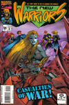Cover for The New Warriors (Marvel, 1990 series) #54
