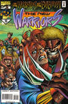 Cover for The New Warriors (Marvel, 1990 series) #55