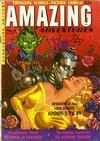 Cover for Amazing Adventures (Ziff-Davis, 1950 series) #4