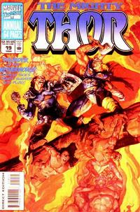 Cover Thumbnail for Thor Annual (Marvel, 1966 series) #19