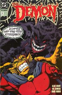 Cover Thumbnail for The Demon (DC, 1990 series) #9