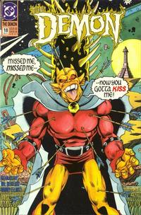 Cover Thumbnail for The Demon (DC, 1990 series) #18