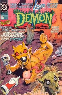 Cover Thumbnail for The Demon (DC, 1990 series) #19